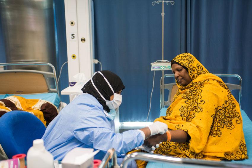 Khartoum Breast Care Centre Facilities